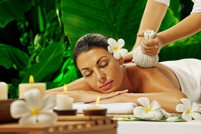Kruidenstempel massage Schiedam