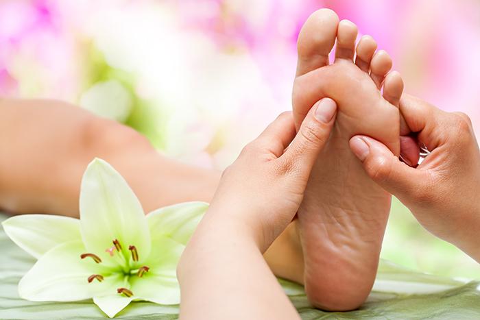 Voetreflex massage Schiedam